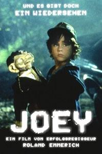 Joey - Fazendo Contato - Poster / Capa / Cartaz - Oficial 3