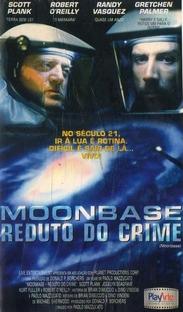 Moonbase - Reduto do Crime - Poster / Capa / Cartaz - Oficial 1