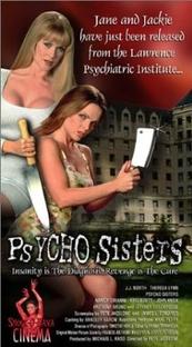 Psycho Sisters - Poster / Capa / Cartaz - Oficial 1