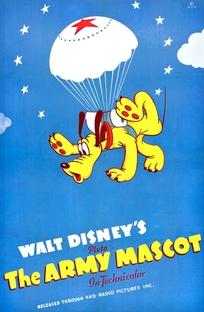 The Army Mascot - Poster / Capa / Cartaz - Oficial 1