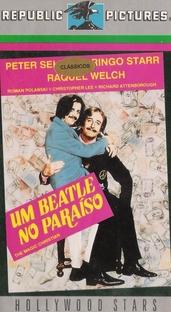 Um Beatle no Paraíso - Poster / Capa / Cartaz - Oficial 2