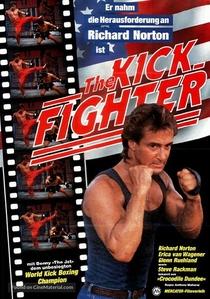 Return of the Kickfighter - Poster / Capa / Cartaz - Oficial 2