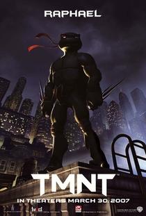 As Tartarugas Ninja: O Retorno - Poster / Capa / Cartaz - Oficial 2