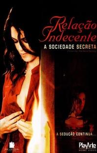 Relação Indecente - A Sociedade Secreta  - Poster / Capa / Cartaz - Oficial 2