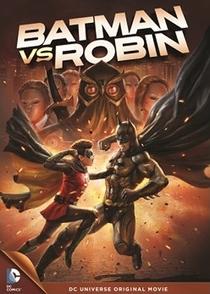 Batman vs. Robin - Poster / Capa / Cartaz - Oficial 2