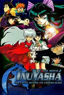 InuYasha 2: O Castelo das Ilusões Dentro do Espelho - Poster / Capa / Cartaz - Oficial 1