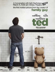 Ted - Poster / Capa / Cartaz - Oficial 2