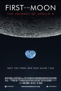 First to the Moon - Poster / Capa / Cartaz - Oficial 1