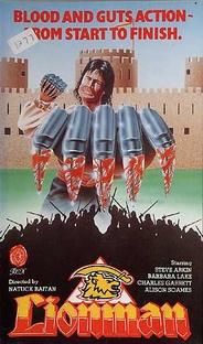 Lion Man - Poster / Capa / Cartaz - Oficial 1