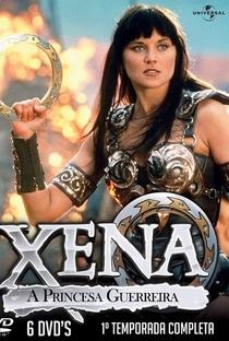 Xena: A Princesa Guerreira (1ª Temporada) - Poster / Capa / Cartaz - Oficial 6
