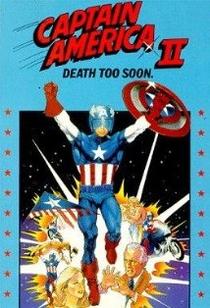 Capitão América II - Poster / Capa / Cartaz - Oficial 1