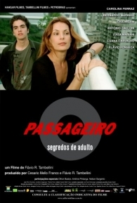O Passageiro - Segredos de Adulto - Poster / Capa / Cartaz - Oficial 1