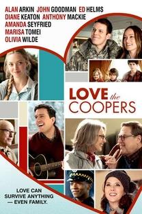 O Natal dos Coopers - Poster / Capa / Cartaz - Oficial 5