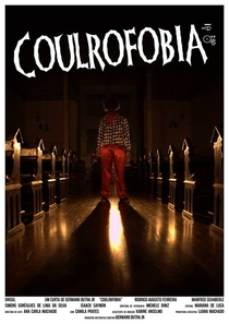 Coulrofobia - Poster / Capa / Cartaz - Oficial 1