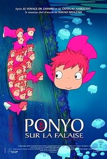 Ponyo: Uma Amizade que Veio do Mar - Poster / Capa / Cartaz - Oficial 21