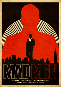 Mad Men (4ª Temporada) - Poster / Capa / Cartaz - Oficial 3