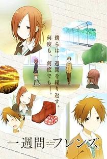 Isshuukan Friends. - Poster / Capa / Cartaz - Oficial 11
