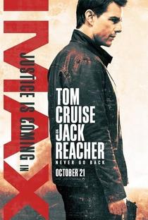Jack Reacher: Sem Retorno - Poster / Capa / Cartaz - Oficial 9