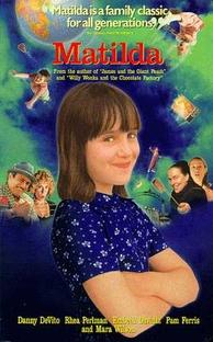 Matilda - Poster / Capa / Cartaz - Oficial 3