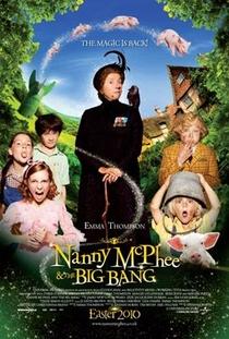 Nanny McPhee - E As Lições Mágicas - Poster / Capa / Cartaz - Oficial 5