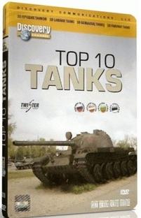 Top 10 Tanques de guerra - Poster / Capa / Cartaz - Oficial 1