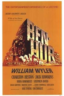 Ben-Hur - Poster / Capa / Cartaz - Oficial 8
