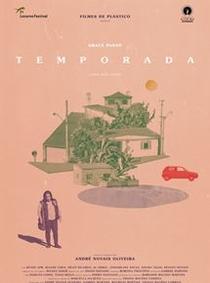 Temporada - Poster / Capa / Cartaz - Oficial 1
