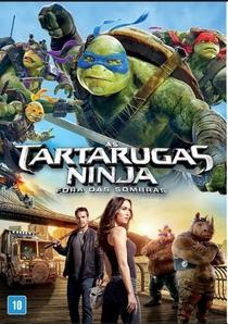 As Tartarugas Ninja: Fora das Sombras - Poster / Capa / Cartaz - Oficial 29