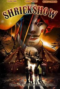 Shriekshow - Poster / Capa / Cartaz - Oficial 1