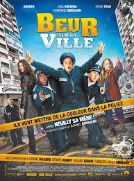 Beur sur la ville - Poster / Capa / Cartaz - Oficial 1