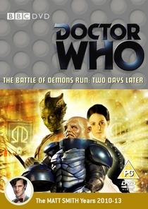 Doctor Who - The Battle of Demon's Run: Two Days Later - Poster / Capa / Cartaz - Oficial 1