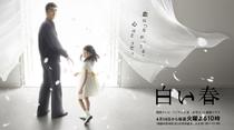 Shiroi Haru - Poster / Capa / Cartaz - Oficial 1