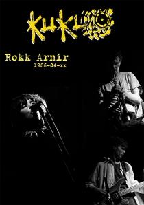 Kukl - Rokk Arnir 1986 - Poster / Capa / Cartaz - Oficial 1