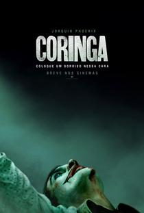 Coringa - Poster / Capa / Cartaz - Oficial 1
