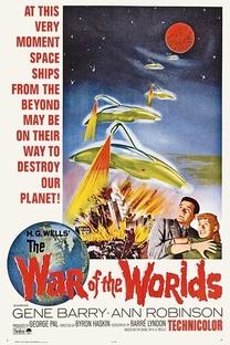 A Guerra dos Mundos - Poster / Capa / Cartaz - Oficial 6
