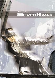 Silver Hawk - Poster / Capa / Cartaz - Oficial 3