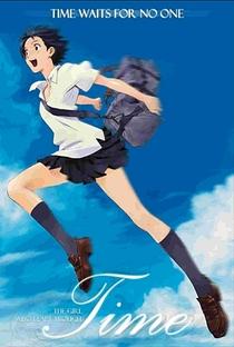 A Garota que Conquistou o Tempo - Poster / Capa / Cartaz - Oficial 7