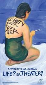 Charlotte Salomon - Poster / Capa / Cartaz - Oficial 1