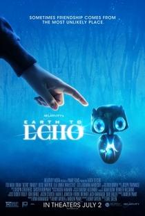 Terra para Echo - Poster / Capa / Cartaz - Oficial 3