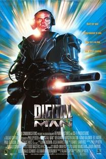 Digital Man  - Poster / Capa / Cartaz - Oficial 1
