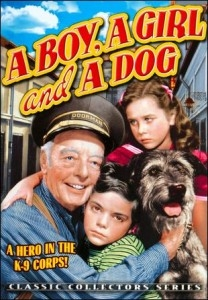 A Boy, a Girl and a Dog  - Poster / Capa / Cartaz - Oficial 1