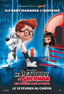 As Aventuras de Peabody e Sherman - Poster / Capa / Cartaz - Oficial 4
