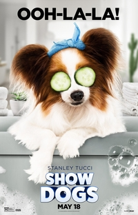 Show Dogs - O Agente Canino - Poster / Capa / Cartaz - Oficial 3