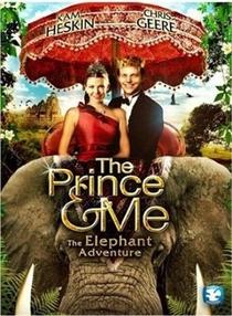 Um Príncipe em Minha Vida 4 : A Aventura do Elefante - Poster / Capa / Cartaz - Oficial 1