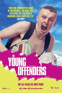 The Young Offenders - Poster / Capa / Cartaz - Oficial 2