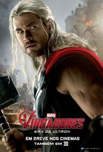 Vingadores: Era de Ultron - Poster / Capa / Cartaz - Oficial 25