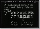 Os Quatro Músicos de Bremen (The Four Musicians of Bremen)
