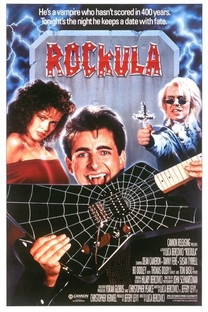 Rockula - Poster / Capa / Cartaz - Oficial 1