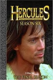 Hércules: A Lendária Jornada (6ª Temporada) - Poster / Capa / Cartaz - Oficial 2