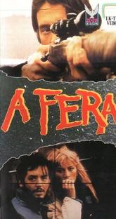 A Fera - Poster / Capa / Cartaz - Oficial 1